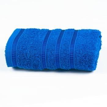 Jogo de Toalhas Banho Hanna 2 peças Azul Lápis