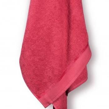 Jogo Toalhas Banho 2 Peças Eleganz 100% algodão  Terracota