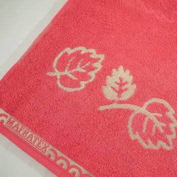 Toalha de Rosto 450gm² Veneza 80 x 48 cm - Chiclete