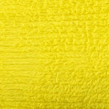 Capa de Almofada Texturizada Listras Amarelo 45cm x 45cm