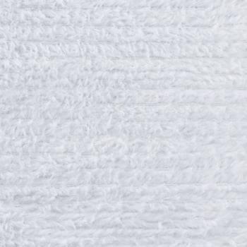 Capa de Almofada Texturizada Listras Branco 45cm x 45cm
