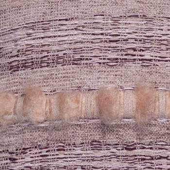 Capa de Almofada Nina Rosa 45cm x 45cm