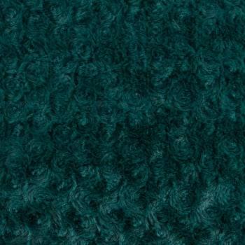 Capa de Almofada Texturizada Rosas Verde 45cm x 45cm