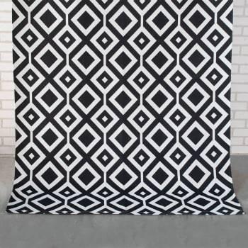 Tapete de Sala Contemporâneo Noronha Antiderrapante 1,50m x 2,00m