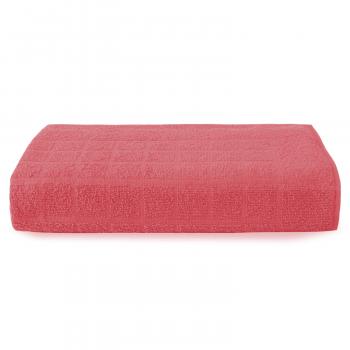 Toalha de Piso em Algodão Premium 75 x 48 cm - Chiclete